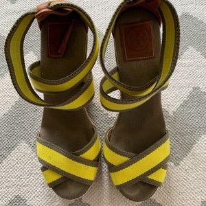 Tory Burch esapadrille sandal